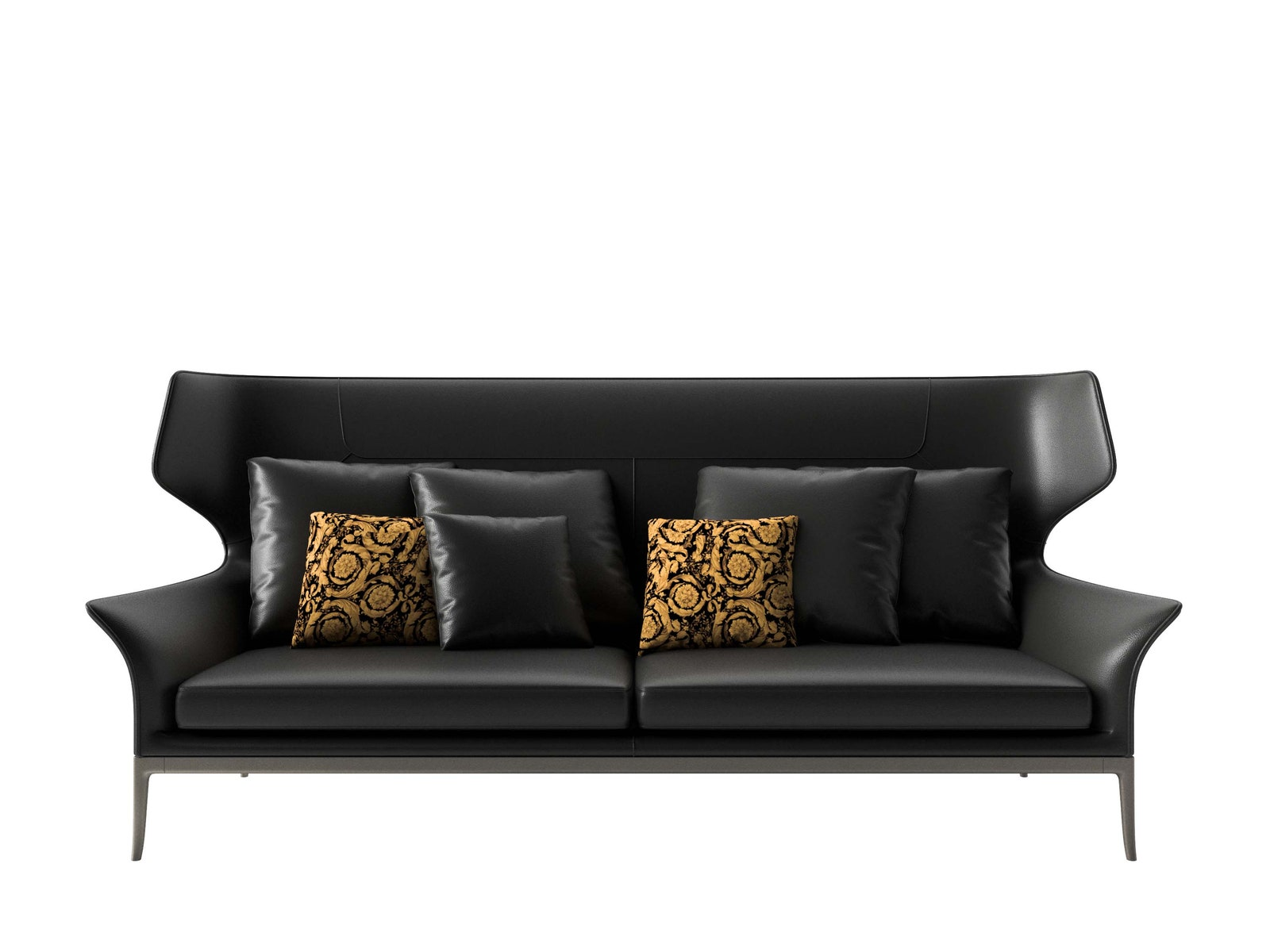 Versace. Stiletto Seater Sofa.