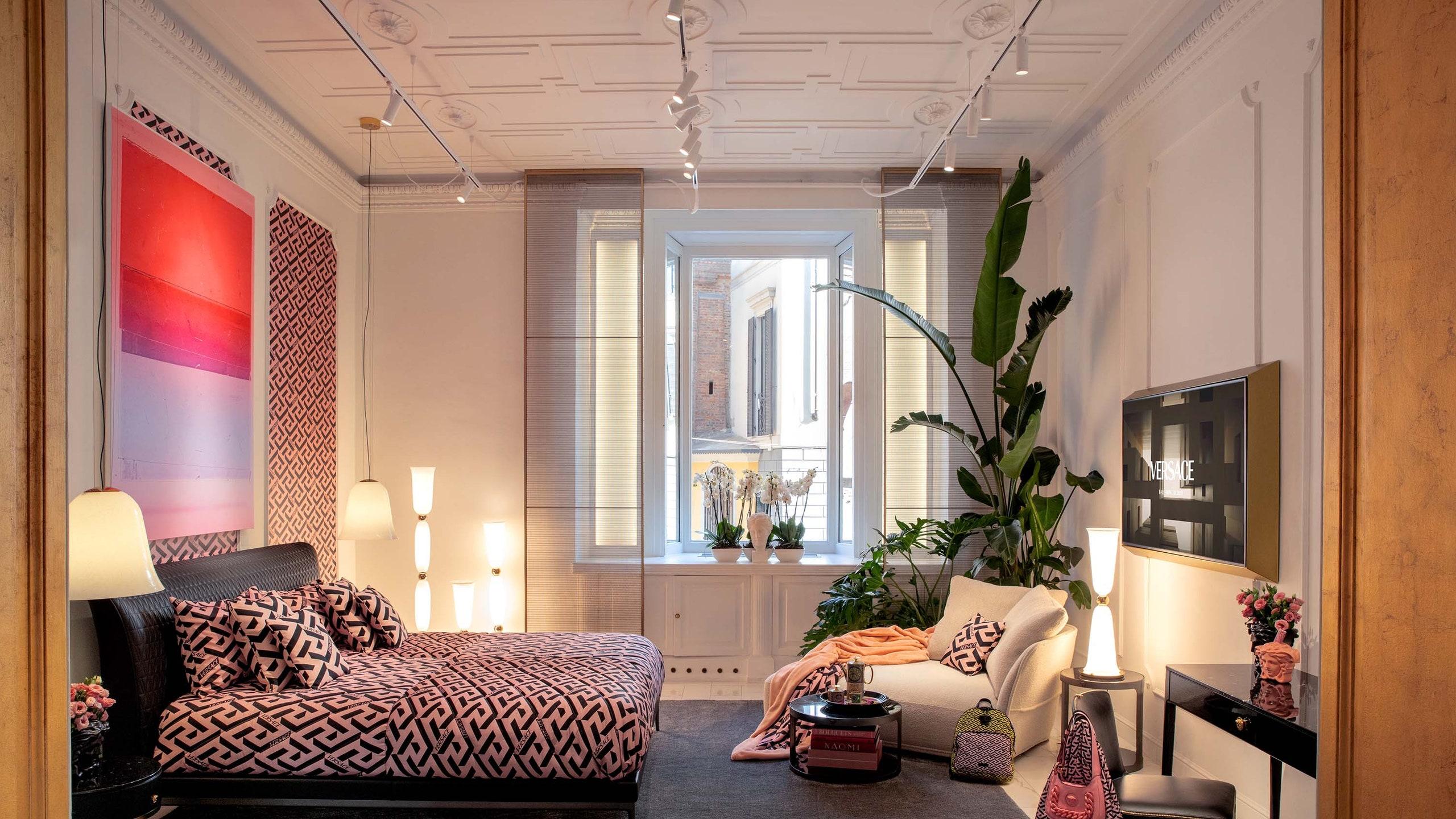 Milan Design Week 2021  Versace Home