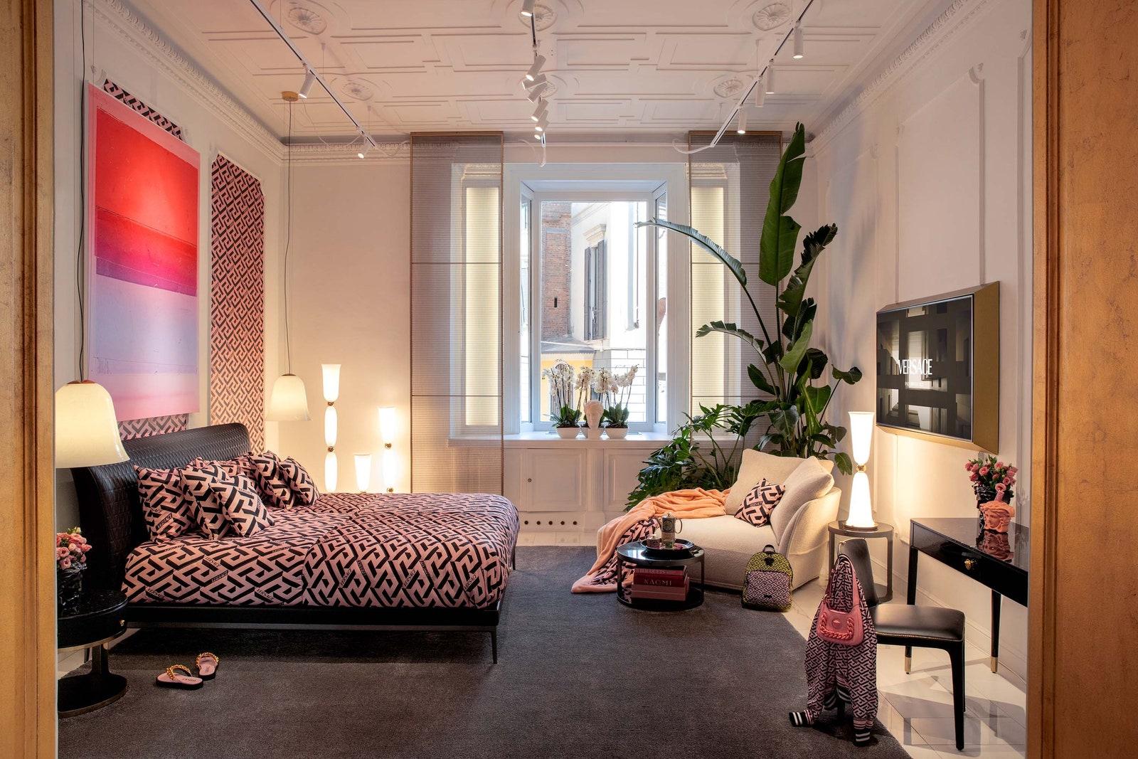 Versace Home   .