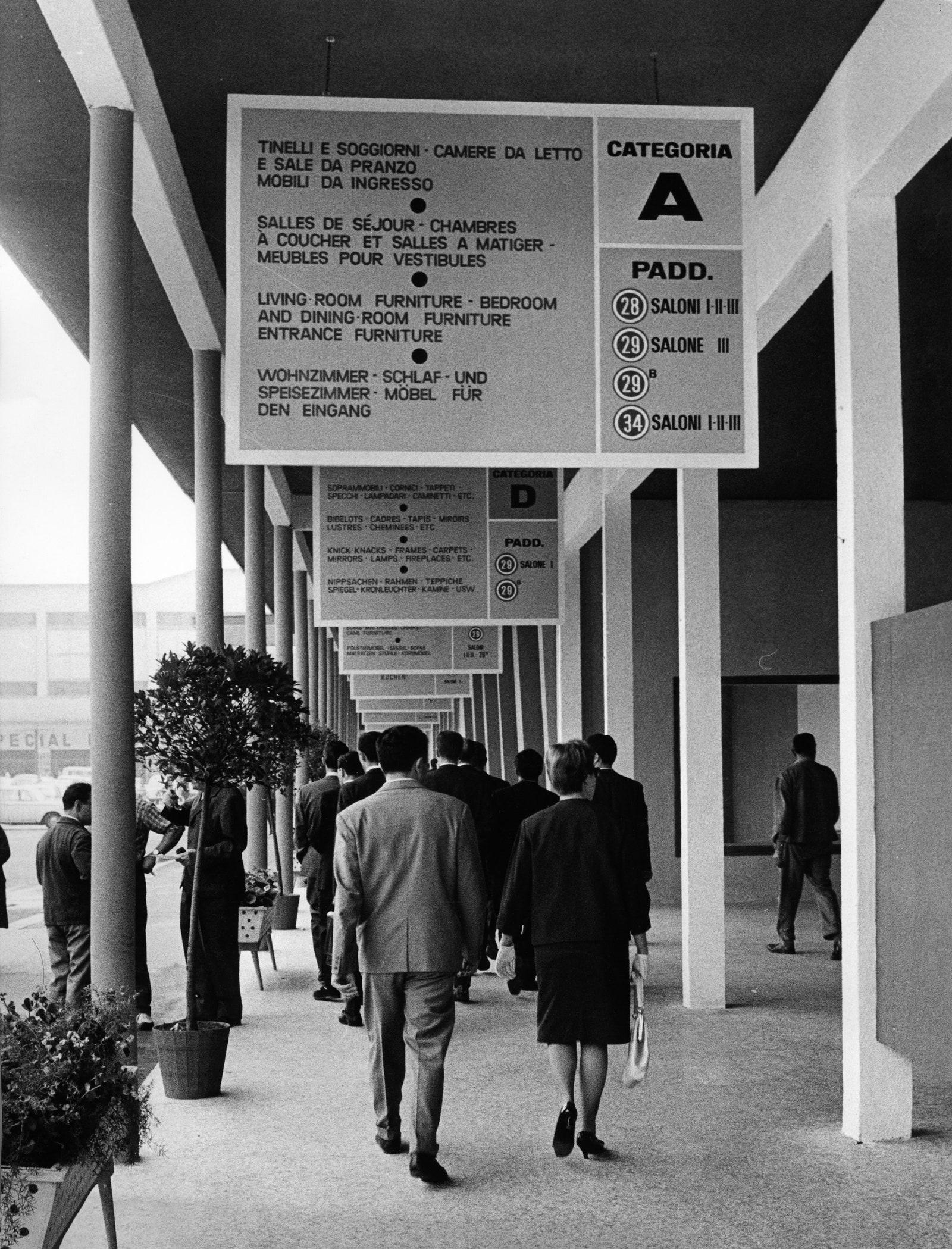 La Compionaria  Salone del Mobile   1961  2005 .