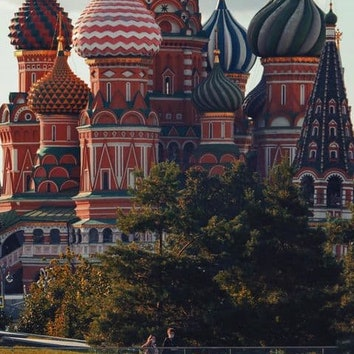 Вдохновение на неделю: чарующие фотографии Москвы