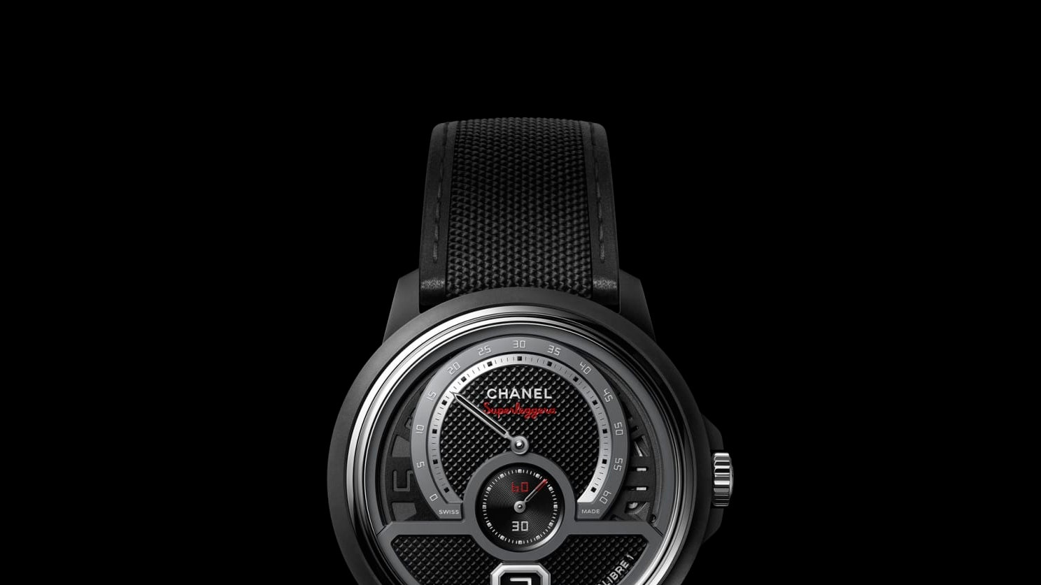 Monsieur. Superleggera Edition  Chanel