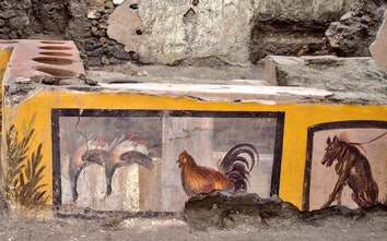 В Помпеях заработает закусочная, скрытая под пеплом две тысячи лет