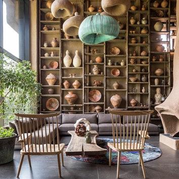 Керамика в дизайне интерьера: как использовать в отделке и декоре
