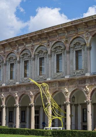 Milan Design Week 2021: новые проекты Ма Яньсуна и MAD Architects