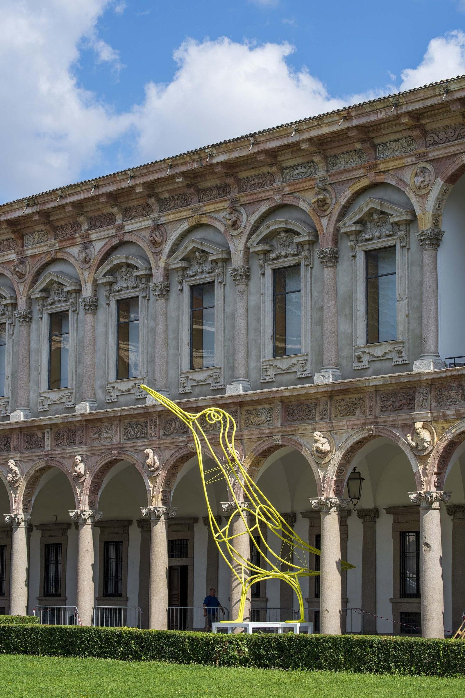 Milan Design Week 2021      MAD Architects