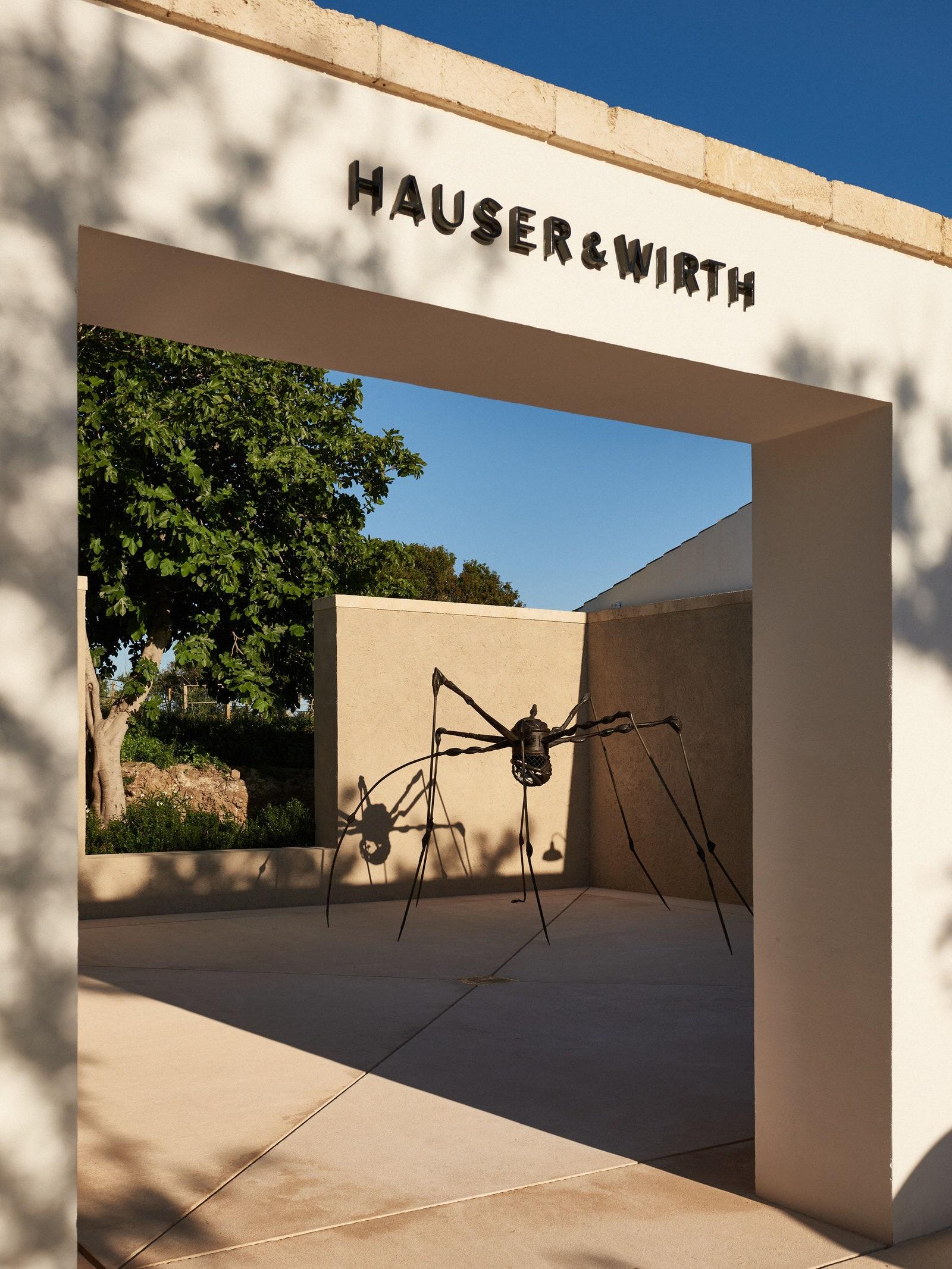 Hauser  Wirth