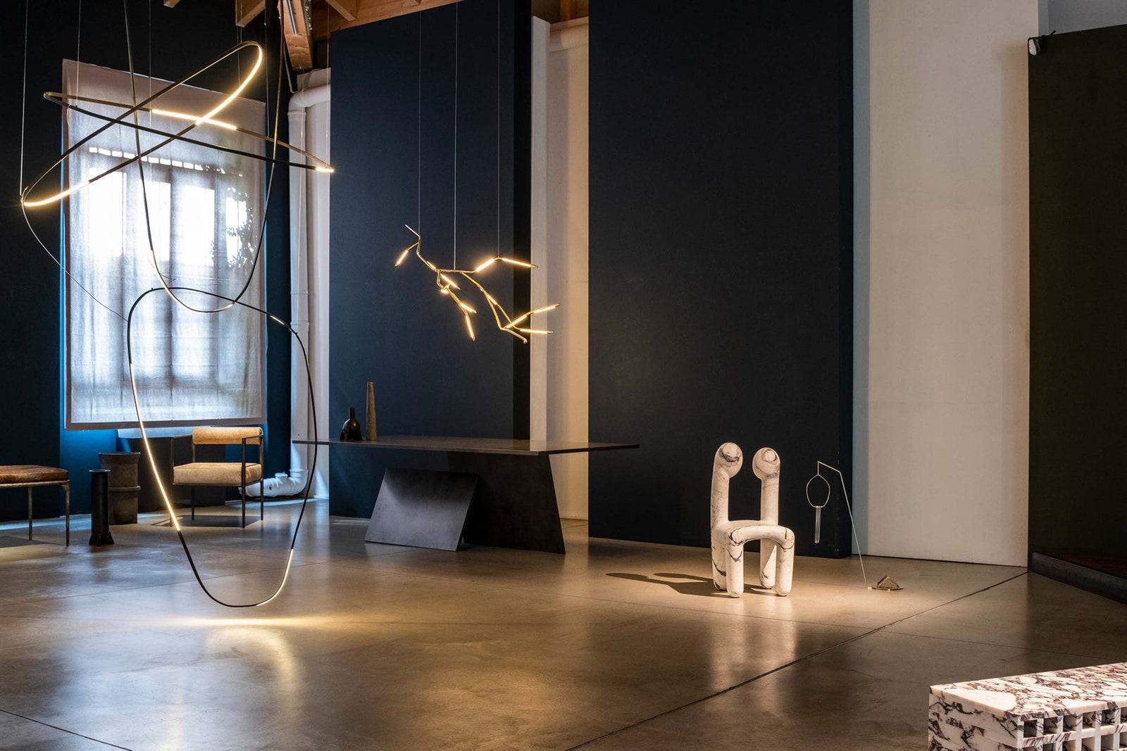 Galerie Philia.  Maison Mouton Noir.