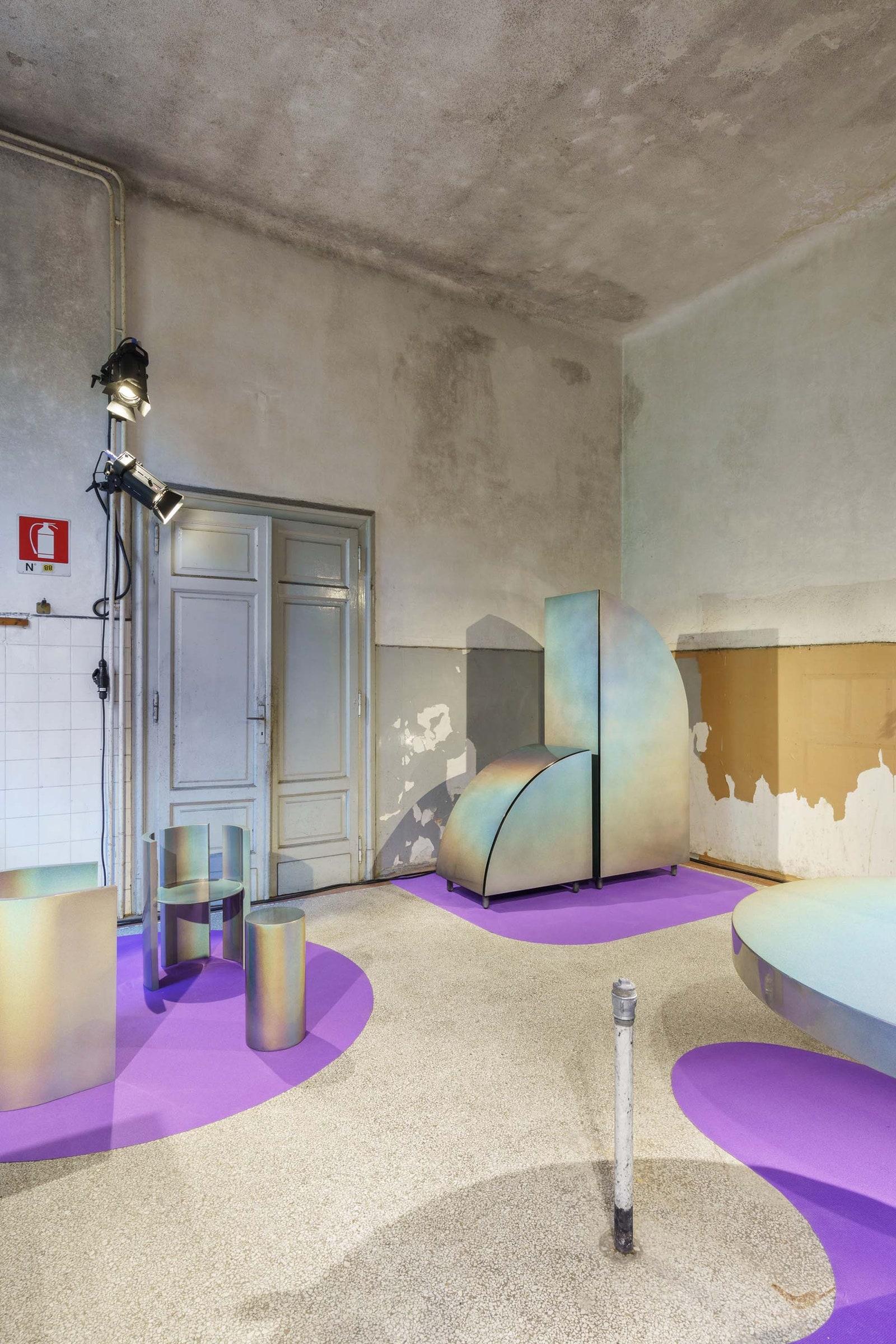 Objects of Common Interest.  Studio Piercarlo.