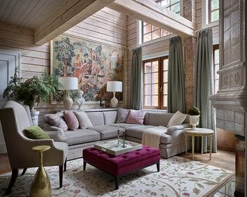 Дом в Подмосковье, 300 м²