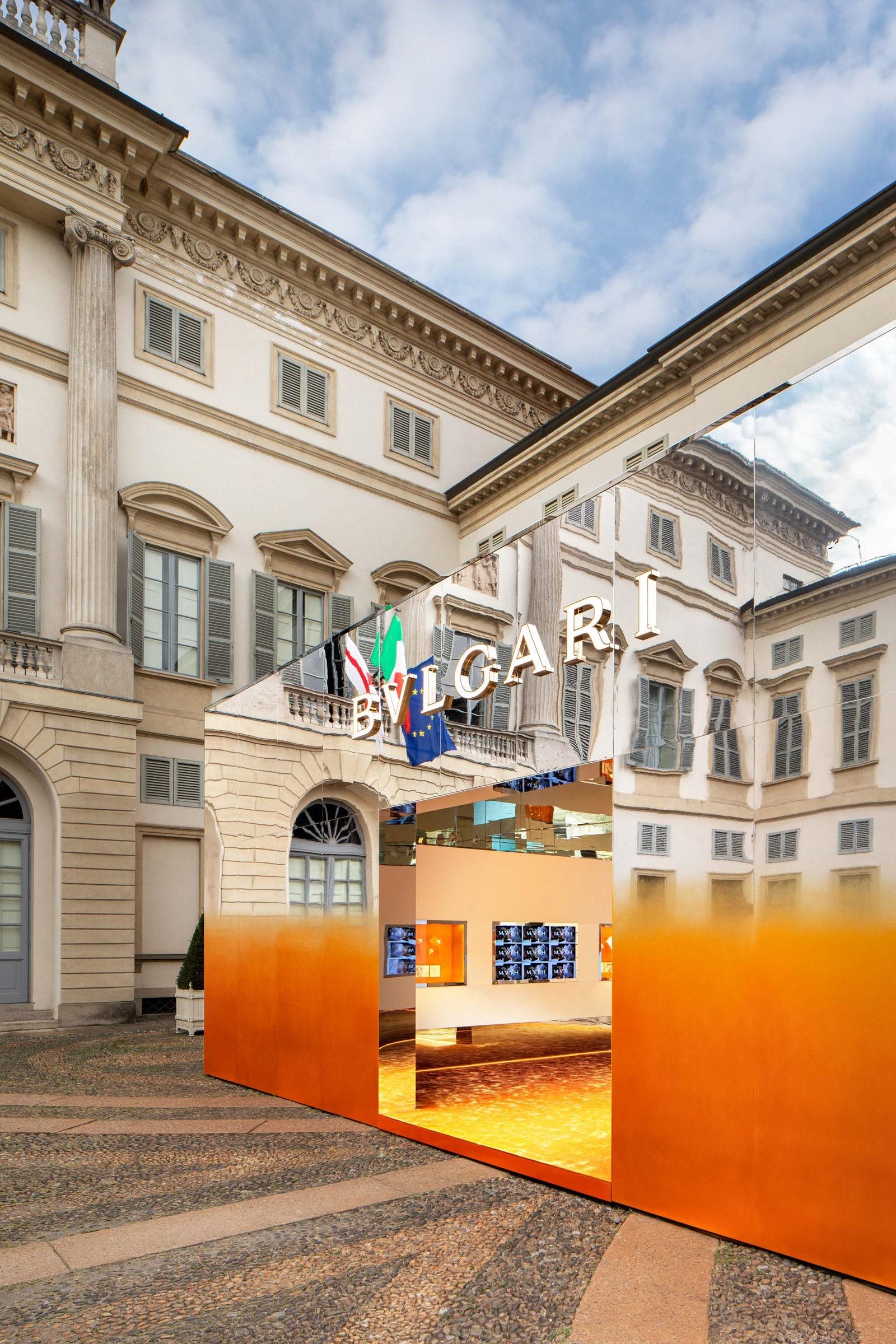 Milan Design Week 2021     Bvlgari
