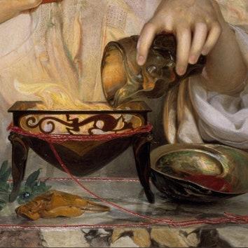 Паблик недели: детали картин в группе Fine Arts