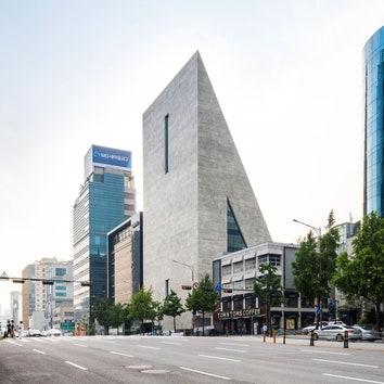 Новый офисный и культурный центр в Сеуле по проекту Herzog & de Meuron