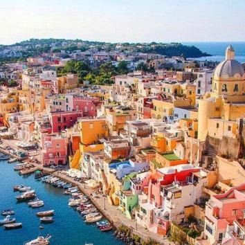 Вдохновение на неделю: красочная архитектура Европы