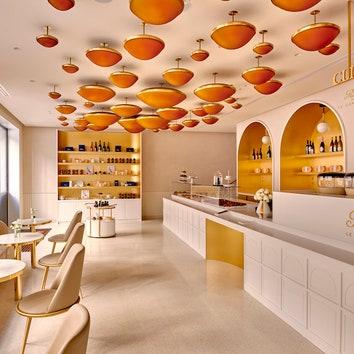 В Париже открылась кондитерская Ritz Paris Le Comptoir