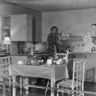 История кухни: как менялись статус и облик комнаты с XIX века до наших дней