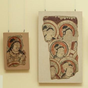 Памятники искусства Центральной Азии в новой экспозиции Эрмитажа