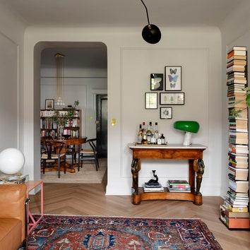Квартира для творческой семьи в Вашингтоне