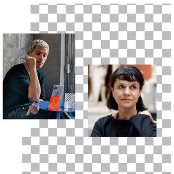 Искусство или нет: интервью Гарри Нуриева с Мариной Лошак