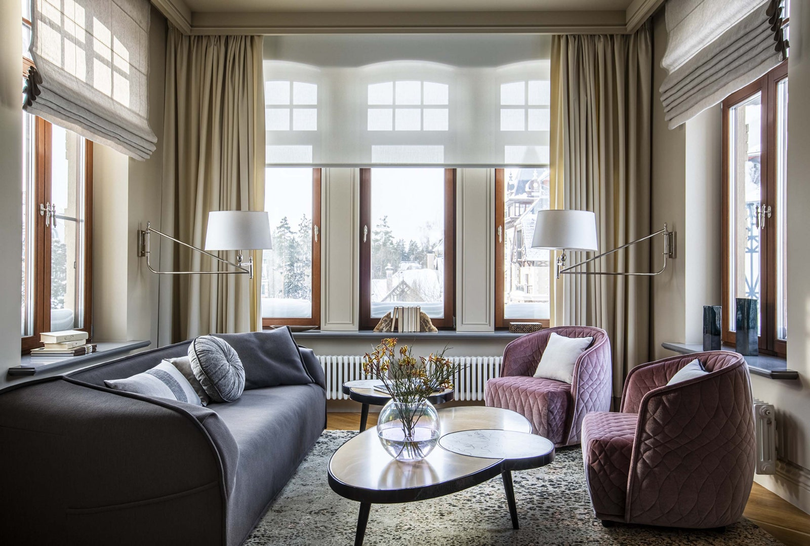 .    Moroso       Roche Bobois       Visual Comfort amp Co.  Designboom  Loffilab  Design Carpets  Benjamin Moore.