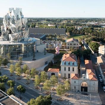 Архитектура в объективе: башня Luma Arles в фотопроекте Ивана Баана