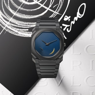 Octo Finissimo: часы от Bvlgari и архитектора Тадао Андо