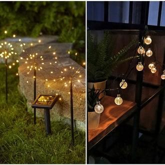 Да будет свет: 13 светильников и гирлянд для сада, террасы и балкона