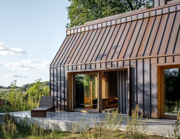 Дом писательницы в Дании
