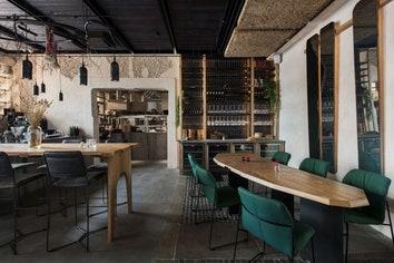 Новый грузинский ресторан в Санкт-Петербурге