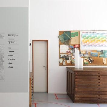 Выставка о Вико Маджистретти в Милане