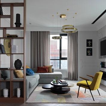 Квартира в Москве, 120 м²