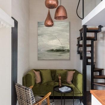 Маленькие пространства: 10 диванов для небольшой комнаты