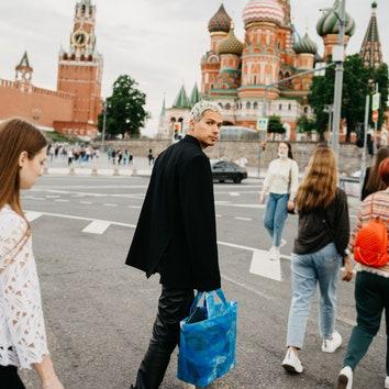 Один день с дизайнером Гарри Нуриевым: фотоистория