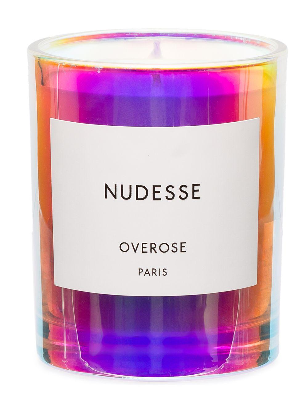 Nudesse Holographic  Overose 4965 .