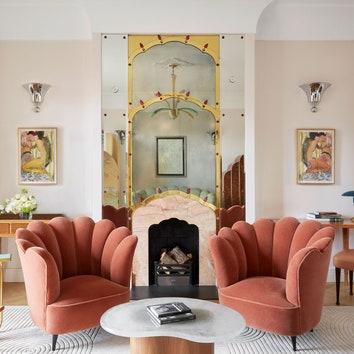Сюиты от Брайана О'Салливана в лондонском отеле Claridge's