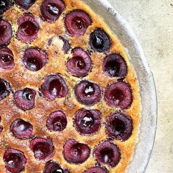 Дело вкуса: рецепт вишневого пирога от шеф-повара Гийома Гупиля