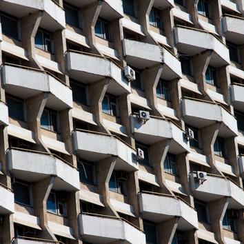 """Паблик недели: калейдоскоп модернистских фасадов и мозаичных отделок в группе """"Советские артефакты"""""""