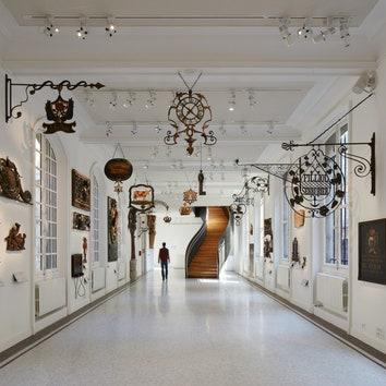 Реновация парижского музея Карнавале по проекту Snøhetta