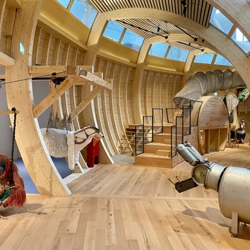 Детский музейный центр в Берлине от Olson Kundig