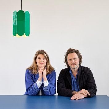 Коллекция мебели, света и декора от дизайнеров Muller Van Severen для Hay