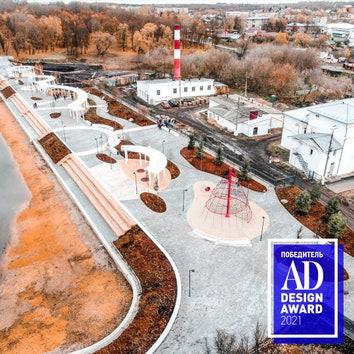 Победитель AD Design Award 2021: реновация Богородицка