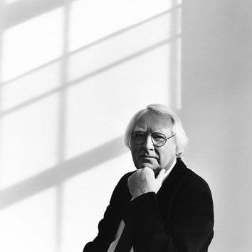 Ричард Мейер уходит на пенсию и переименовывает бюро Richard Meier & Partners