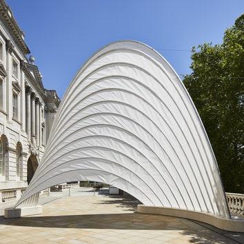 Павильон Ини Арчибонг на Лондонской биеннале дизайна