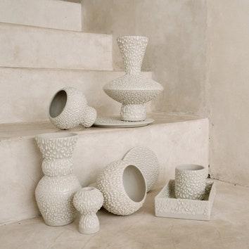Фактурная керамика из Австралии
