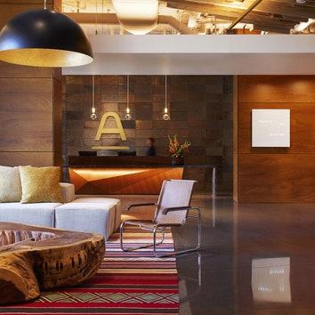 Отель Ameswell в Кремниевой долине