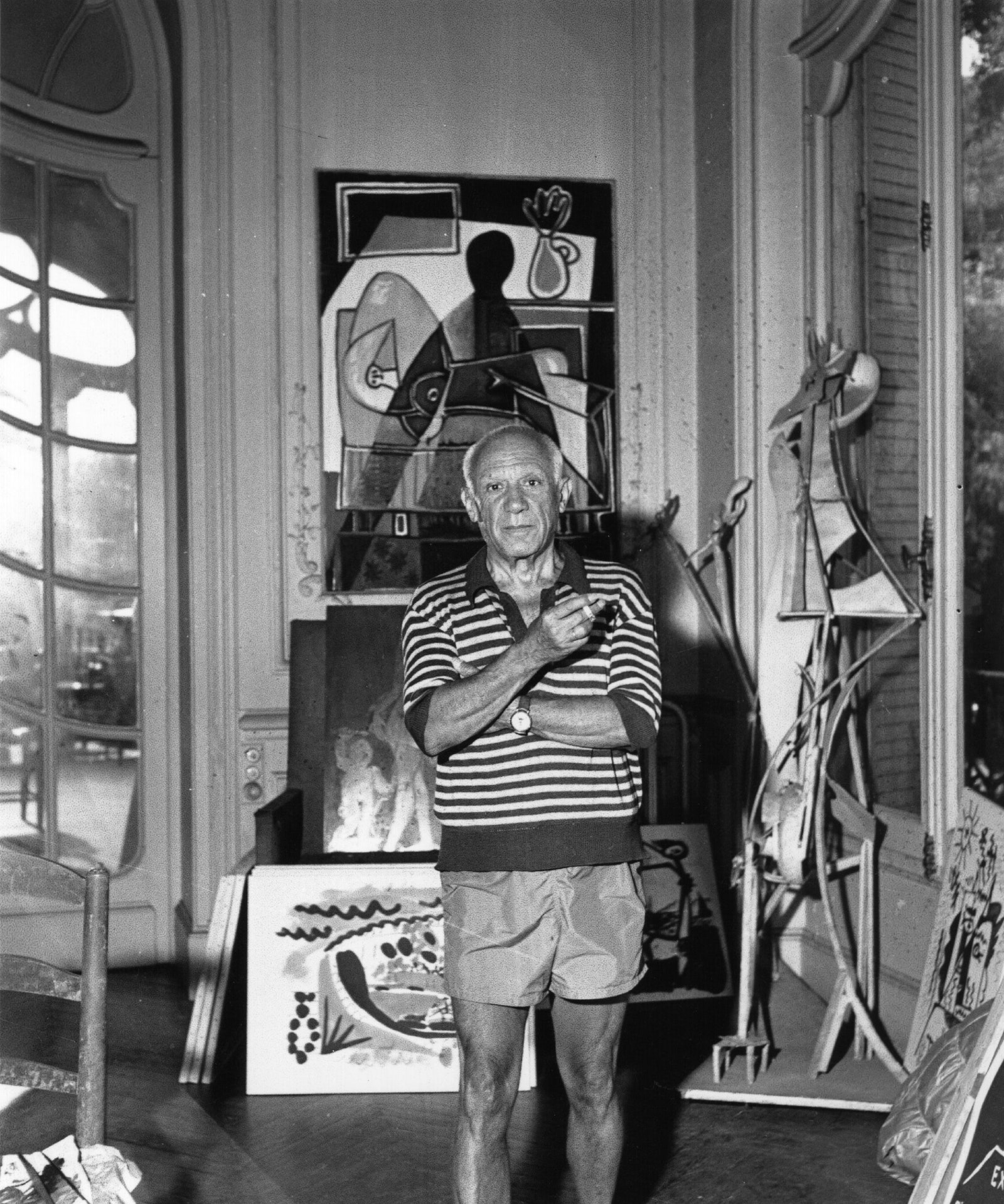 1955 .  George Stroud