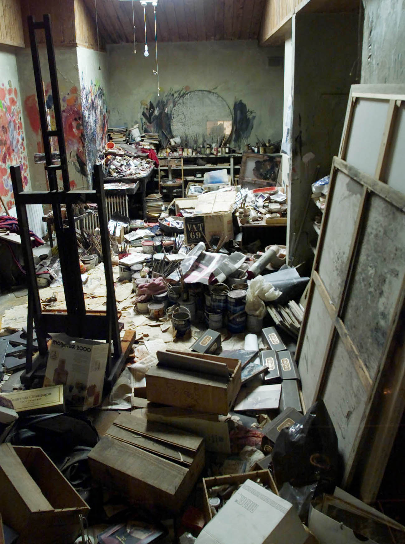Hugh Lane Gallery.  Chris Bacon