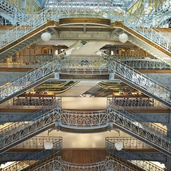 В Париже после реконструкции открылся исторический универмаг La Samaritaine
