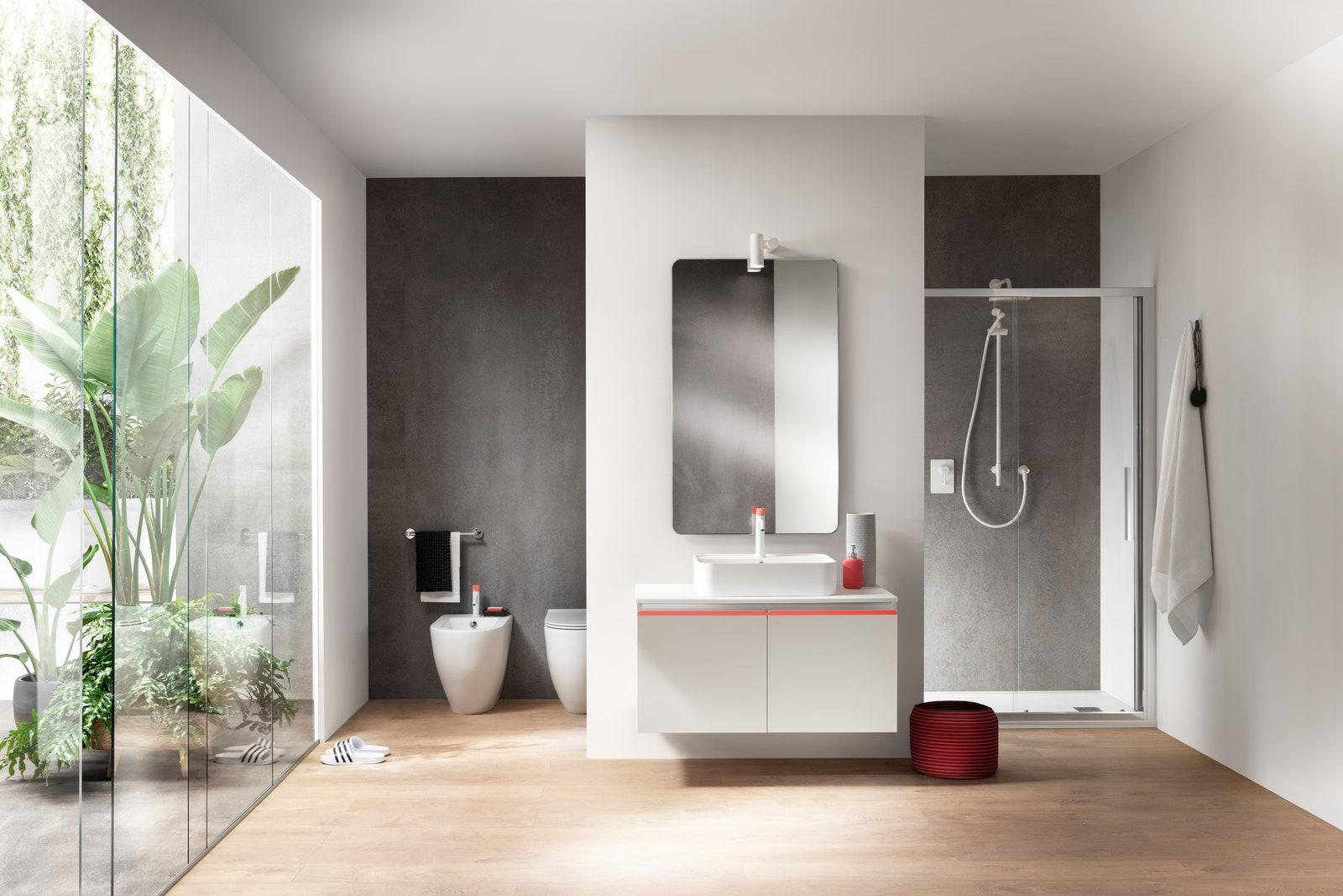 Dandy Plus      Scavolini Bathrooms.