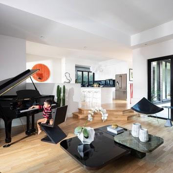 Дом музыканта в Ванкувере